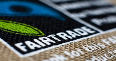 Fairtrade banner