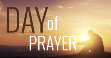 All Saints Day of Prayer