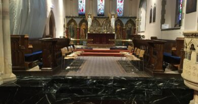 14th June 2020 – Holy Communion Sunday Service