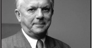 Dr Colin Daniels Eulogy